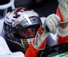 Adrian Sutil - Force India - Hockenheim 20100