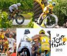 O Tour de France 2010: Alberto Contador e Andy Schleck