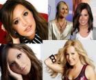 Ashley Tisdale é uma atriz, cantora e modelo, famosa por seu papel como co-estrelou o filme Disney Channel High School Musical