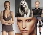 Lara Stone Holland é um modelo.