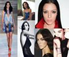 Mariacarla Boscono é um modelo italiano