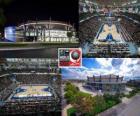 Pavilhão Arena, em Kayseri Kadir Has (FIBA 2010 Campeonato Mundial de Basquete na Turquia)