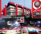 Spor Salonu Pavilhão Abdi editor Abdi Ipecki, em Istambul (FIBA 2010 Campeonato Mundial de Basquete na Turquia)