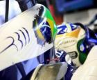 Rubens Barrichello - Williams - Spa-Francorchamps 2010