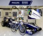 2010 Spa-Francorchamps: celebrações Rubens Barrichello corrida 300