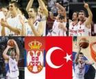 Sérvia - Turquia, semi-finais de 2010, Campeonato Mundial da Turquia