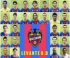 Plantel de Levante Unión Deportiva 2010-11