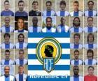 Plantel de Hércules Club de Fútbol 2010-11