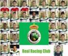 Plantel de Real Racing Club de Santander  2010-11