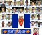 Plantel de Real Zaragoza 2010-11