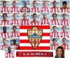 Plantel de Unión Deportiva Almería 2010-11