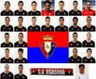 Plantel de Club Atlético Osasuna 2010-11
