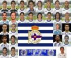 Plantel de Real Club Deportivo de La Coruña 2010-11