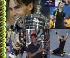 Rafael Nadal, campeão US Open 2010