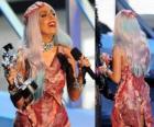 Lady Gaga no MTV Video Music Awards 2010