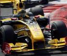 Robert Kubica - Renault - Monza 2010