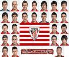 Plantel de Athletic Bilbao 2010-11