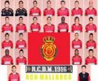Plantel de Real Club Deportivo Mallorca 2010-11