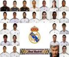 Plantel de Real Madrid Club de Fútbol 2010-11