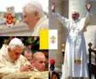 Bento XVI, Joseph Alois Ratzinger é o 265 º papa da Igreja Católica.