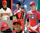 Bryce Harper jogador de beisebol Washington Nationals