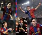 Bota de Ouro 2009-10 Leo Messi, Barcelona (ARG) FC