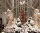 Anjos da Rockefeller Center