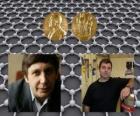 Prêmio Nobel de Física 2010 - Gueim Andrey e Novosiolov Konstantin -