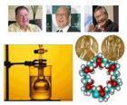 Prêmio Nobel de Química 2010 - Richard Heck, Eiichi Negishi e Suzuki Akira -