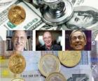 Prêmio Nobel de Economia 2010 - Peter A. Diamond, Dale T. Mortensen e Christopher A. Pissarides -
