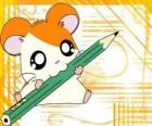 Hamtaro, um hamster aventureiro e travesso