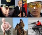 Vladimir Putin segundo presidente da Rússia desde a dissolução da União Soviética