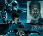 Tron: Legacy, os personagens principais