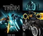 Tron: Legacy e veículos fantásticos