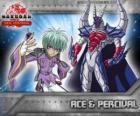 Swemco Ace e Bakugan Percival