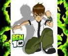 O menino Ben Tennyson é Ben 10