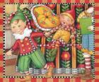 Elfos do Natal
