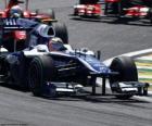 Nico Hulkenberg - Williams - Interlagos 2010