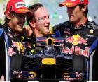 campeão do Red Bull F1 Construtores 2010