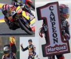 Marc Marquez Campeão do Mundo de 125 cc 2010