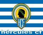 Bandeira de Hércules Club de Fútbol