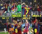 FC Barcelona 5 Real Madrid 0