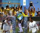 Club Social y Deportivo Comunicaciones campeão do Apertura 2010 (Guatemala)