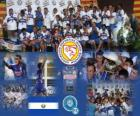 AD Isidro Metapán Campeão Apertura 2010 (El Salvador)