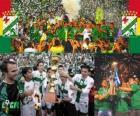 Club Deportivo Oriente Petrolero campeão do Clausura 2010 (Bolívia)