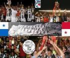 Touro F. C Campeão Apertura 2010 (Panamá)