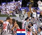 Club Libertad Campeão Torneio Clausura 2010 (Paraguai)