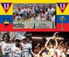 Liga Deportiva Universitaria de Quito Campeão 2010 (Equador)