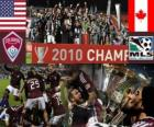 Colorado Rapids MLS Cup Champion 2010 (Estados Unidos e Canadá)