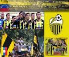 Deportivo Táchira Fútbol Club Campeão do Torneo Apertura 2010 (VENEZUELA)